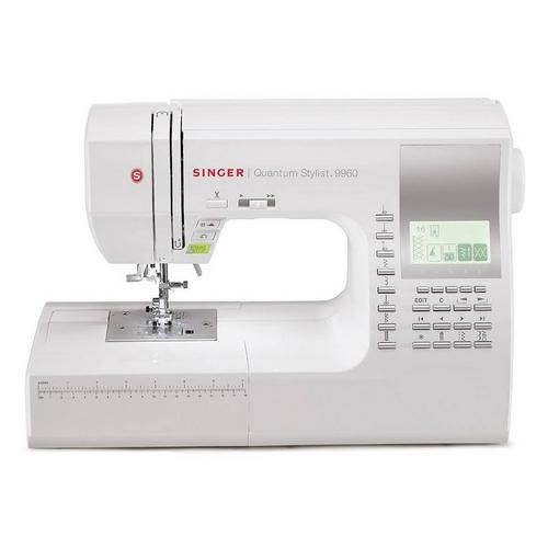 9960 Quantum Stylist Sewing Machine