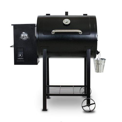 rent pellet grill