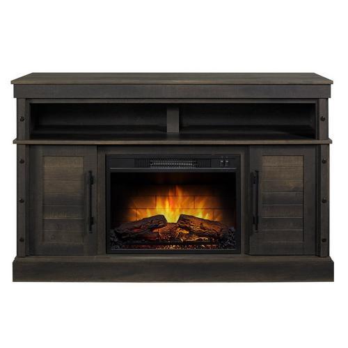 """54"""" Media Fireplace w/ 23"""" Firebox"""
