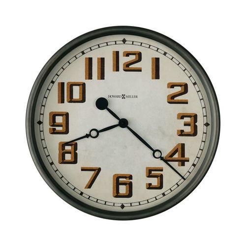 Hewitt Gallery Wall Clock