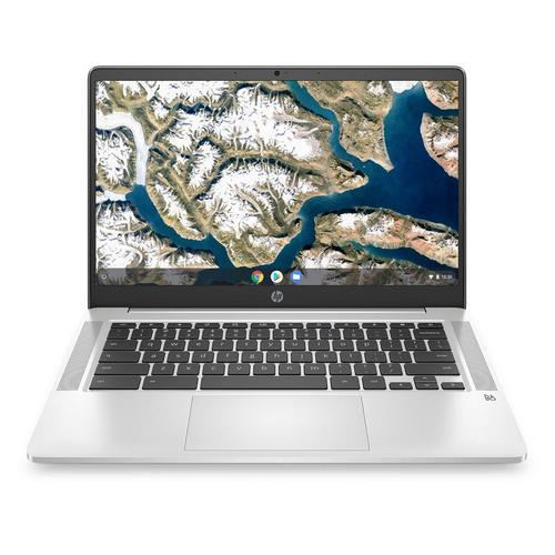 "14"" Chromebook with Intel® Celeron® N4000 Processor - Silver"