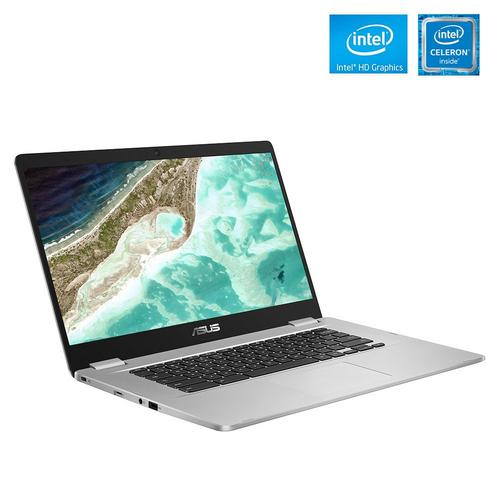 "15.6"" Chromebook C523 w/ Dual-Core Celeron® N3350 Processor"