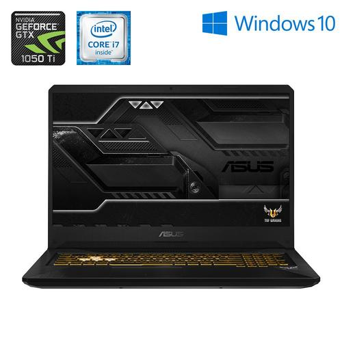 """17.3"""" Core i7 Gaming Laptop with Total Defense Internet Security"""