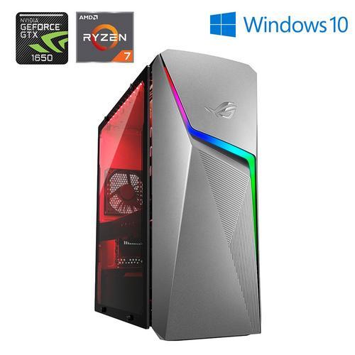 ROG Gaming Desktop AMD Ryzen 7