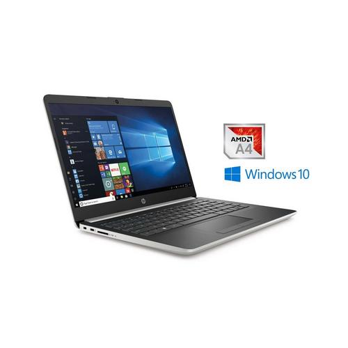 "14"" 128GB SSD Laptop with AMD A4 Processor & Total Defense Internet Security"