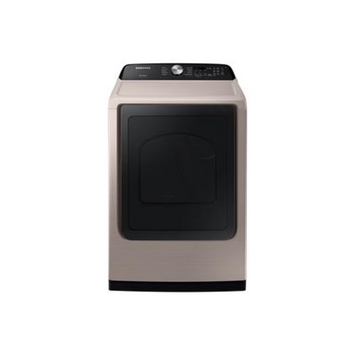 7.4 Cu. Ft. Gas Top Load Dryer - Champagne