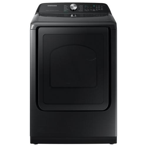 7.4 Cu. Ft. Steam Electric Dryer Only