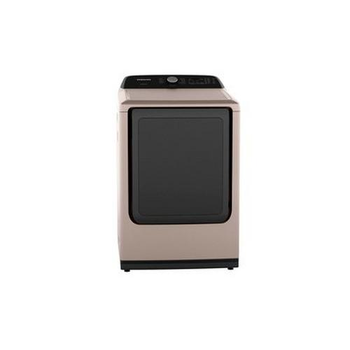 7.4 Cu. Ft. Top Load Dryer - Champagne