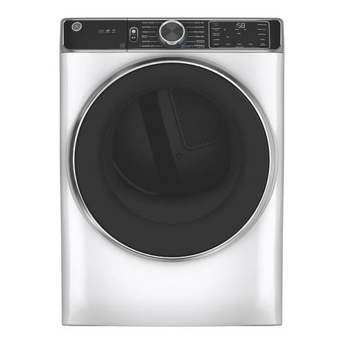7.8 Cu. Ft. Front Load Electric Dryer Only