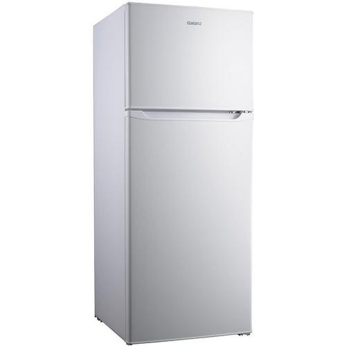 7.6 Cu. Ft. Top Mount Refrigerator - White