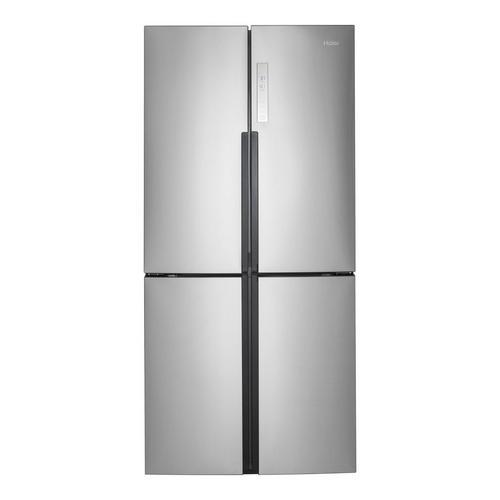 16.4 cu. ft. Quad Door Refrigerator - Stainless Steel