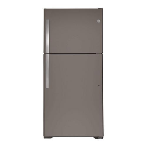 21.9 cu. ft. Top Mount Refrigerator - Slate