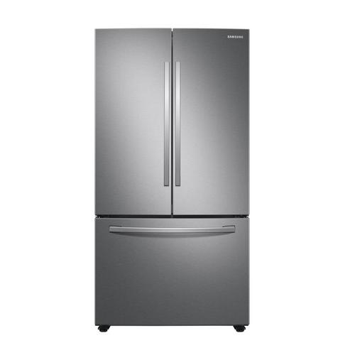 28.2 cu. ft. Energy Star French Door Refrigerator - Stainless Steel