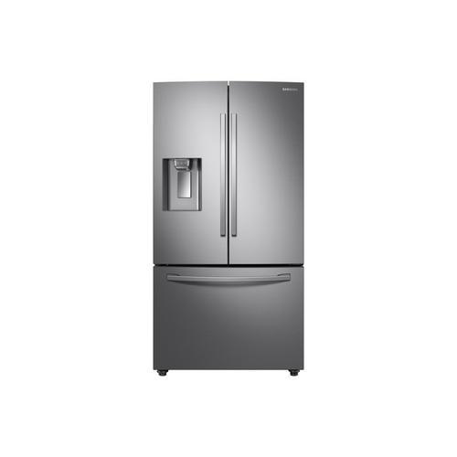 28 Cu. Ft. French Door Refrigerator w/ Ice & Water Maker