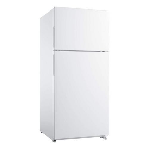 18 cu. ft. Energy Star Top Mount Refrigerator - White