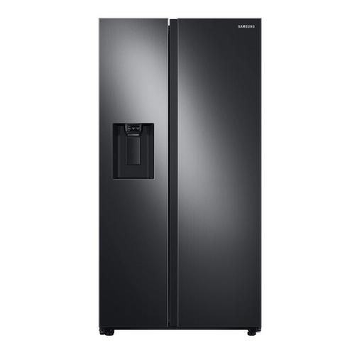 27.4 cu. ft. Side-by-Side Refrigerator - Fingerprint Resistant Black Stainless