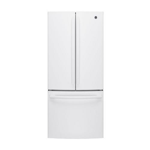 20.8 cu. ft. French Door Refrigerator - White