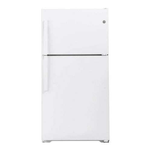 22 cu. ft. Top Mount Refrigerator - White