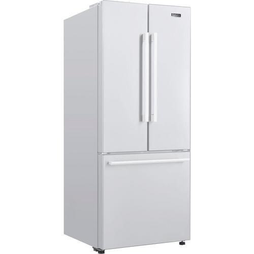 16 Cu. Ft. French Door Refrigerator - White