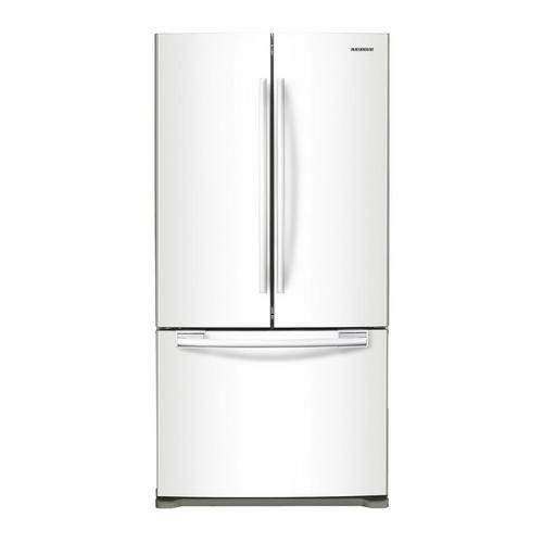 20 cu. ft. French Door Refrigerator - White