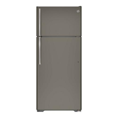 17.5 cu. ft. Energy Star Top Mount Refrigerator - Slate