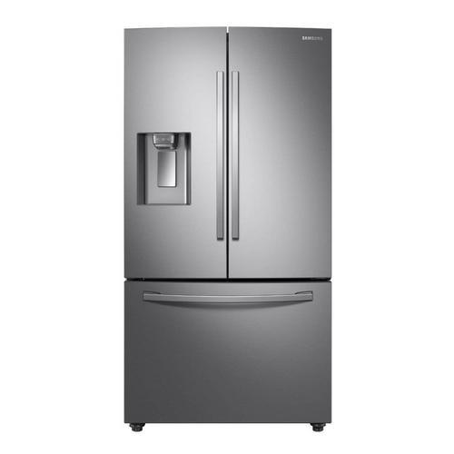 28 cu. ft. Energy Star French Door Refrigerator - Fingerprint Resistant Stainless