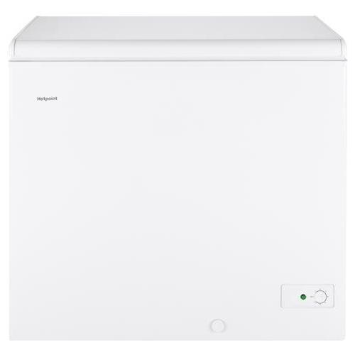 7 cu. ft. Chest Freezer- White