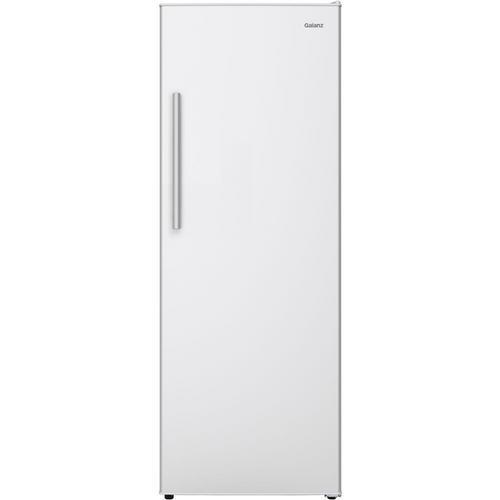 11 Cu. Ft. Upright  Freezer - White
