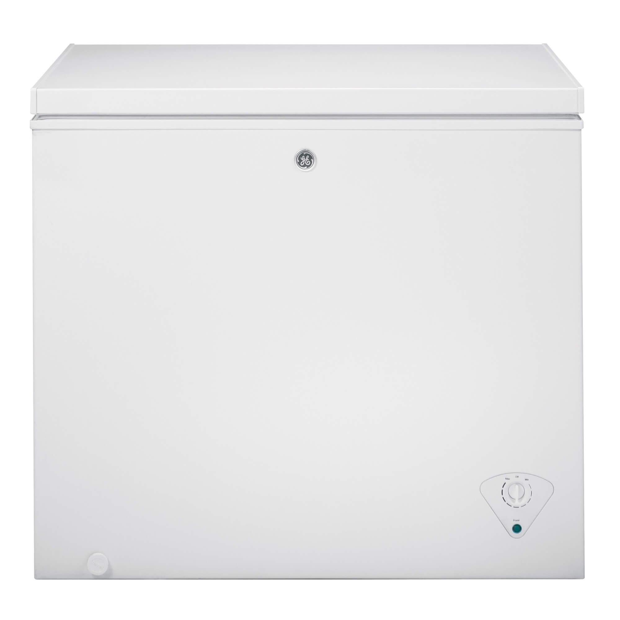 Rent To Own Ge Appliances 7 Cu Ft Chest Freezer At Aaron S Today