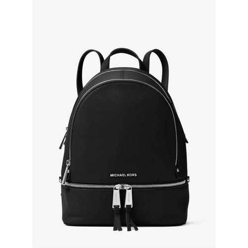 Medium Black Backpack