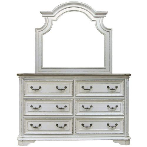 Madison II Dresser Only Mirror Not Included