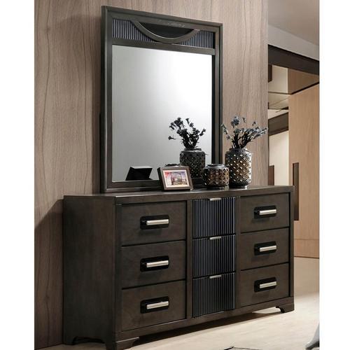 Seneca II Dresser Only Mirror Not Included