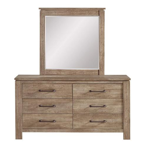 Adorna II Dresser Only Mirror Not Included
