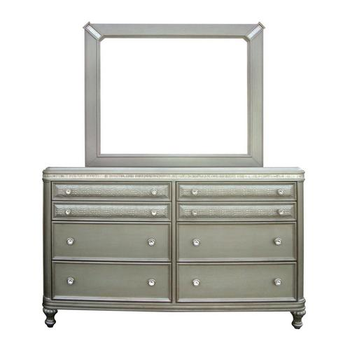 Glam II Dresser Only Mirror Not Included