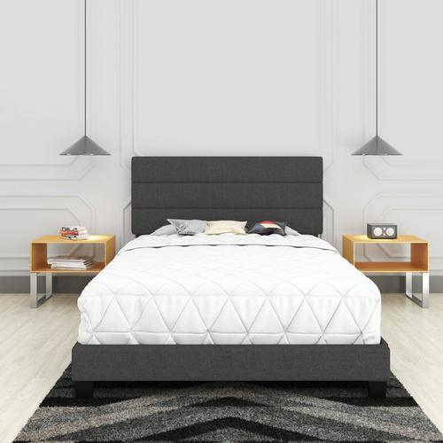 Sardinia Full Platform Bed - Black