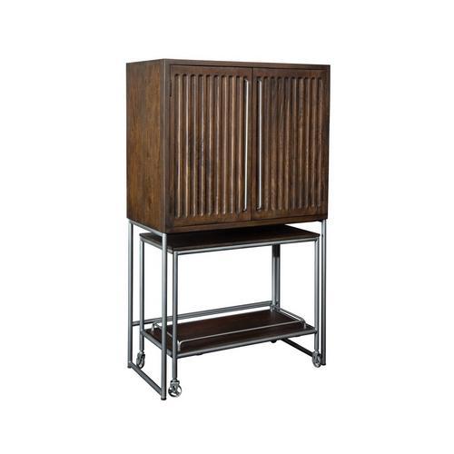 Bar Cart Wine & Bar Cabinet