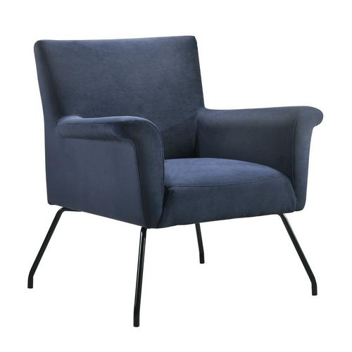 Bukit Accent Chair - Blue