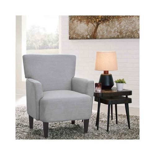 Hansridge Accent Chair - Light Gray