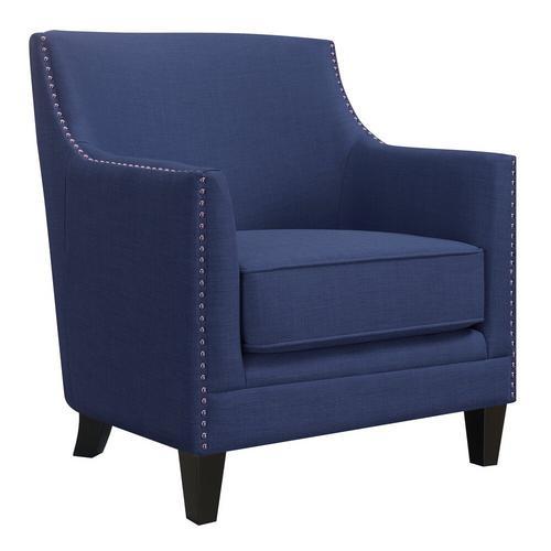 Dinah Accent Chair - Blue