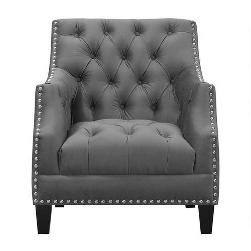 Norwalk Accent Chair - Charcoal
