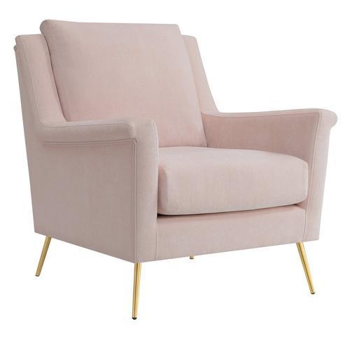 Cambridge Accent Chair - Blush