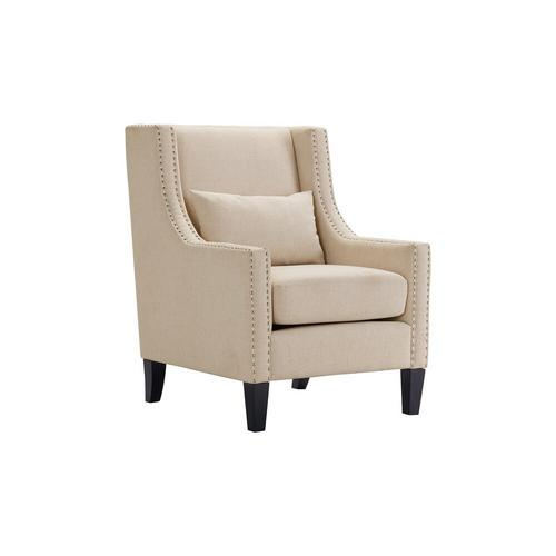 Whittier Accent Arm Chair - Natural