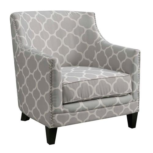 Dinah Accent Chair - Dove
