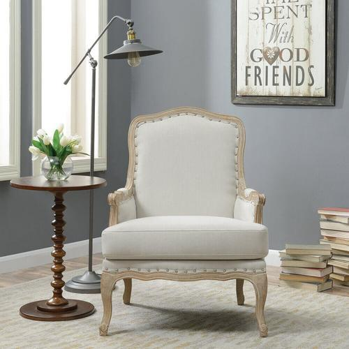 Artesia Accent Chair - Taupe