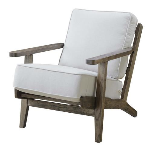 Metro Accent Chair - Taupe
