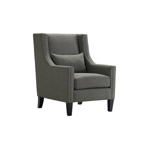 Whittier Accent Arm Chair - Charcoal