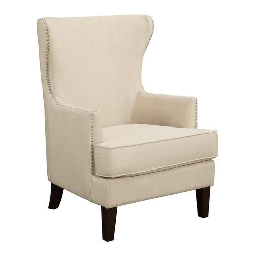 Cody Accent Arm Chair - Natural
