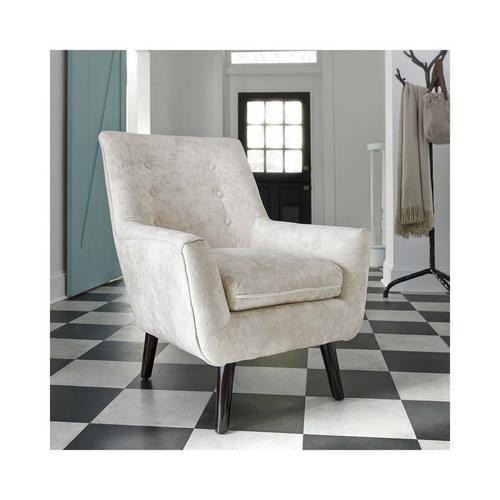 Zossen Accent Chair - Ivory
