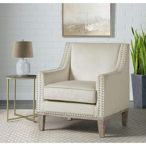 Augusta Accent Chair - Snow