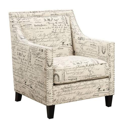 Erica Chair French - French Script